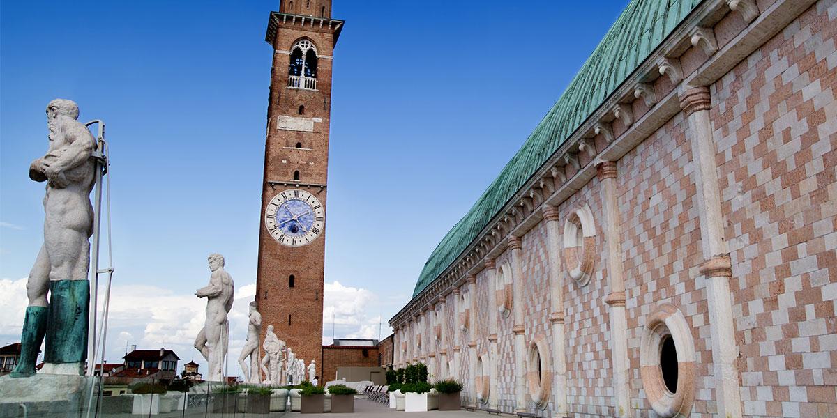 Aperitivo Basilica Palladiana - Vicenzaoro - The Jewellery Boutique Show