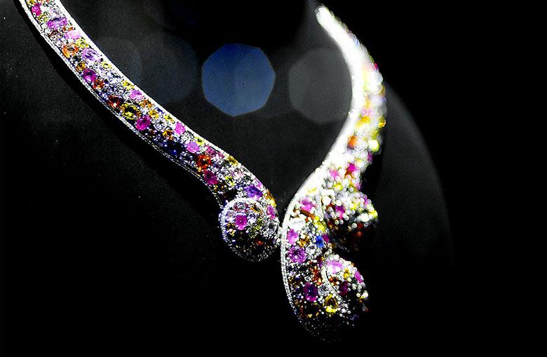 Vod Dubai International Jewellery Show