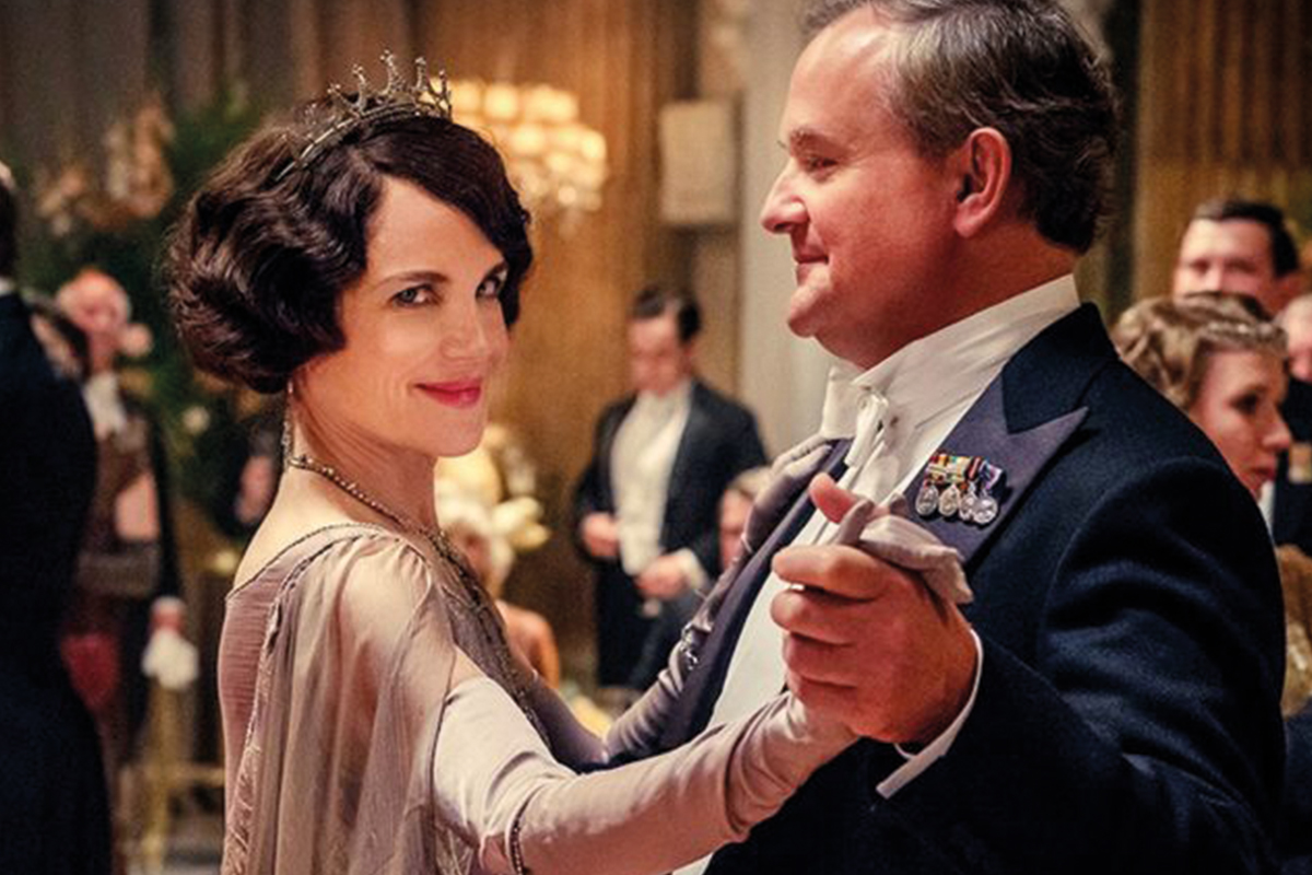 I diademi di Downton Abbey