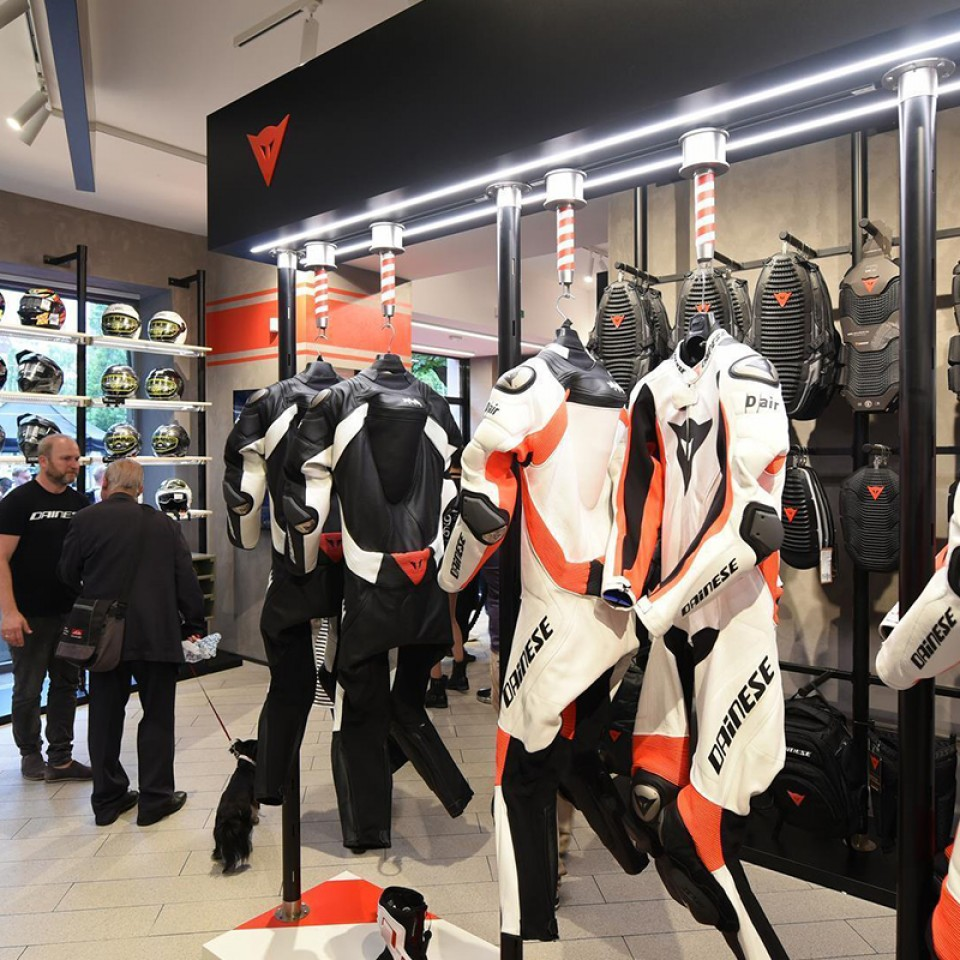 DStore and Archivio Dainese