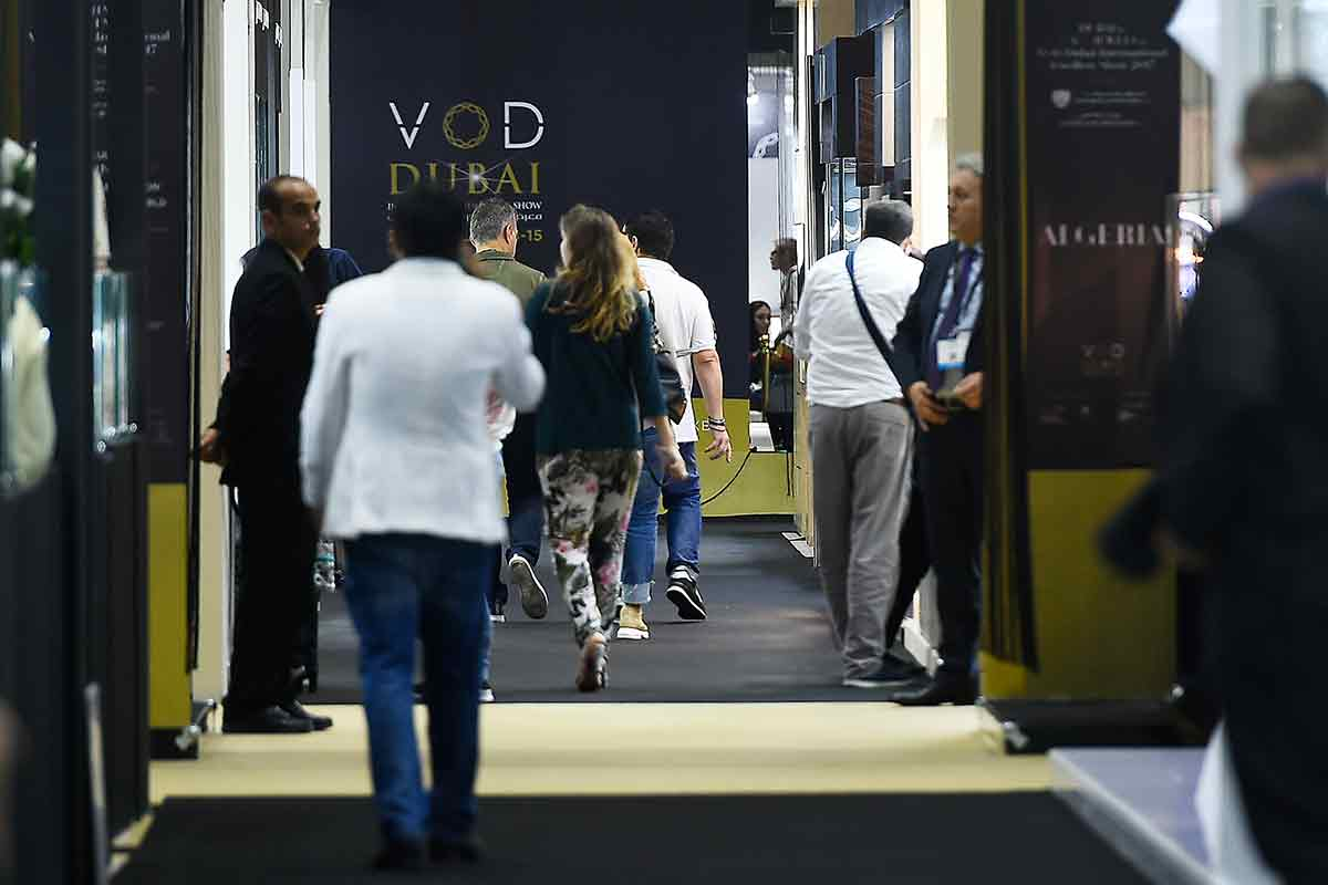 All set for VOD Dubai International Jewellery Show
