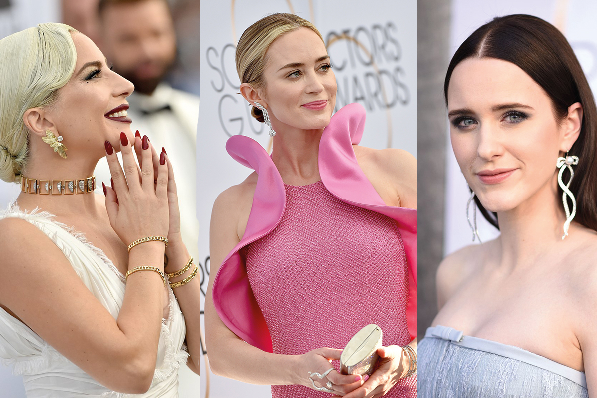 SAG Awards: the jewels of the stars