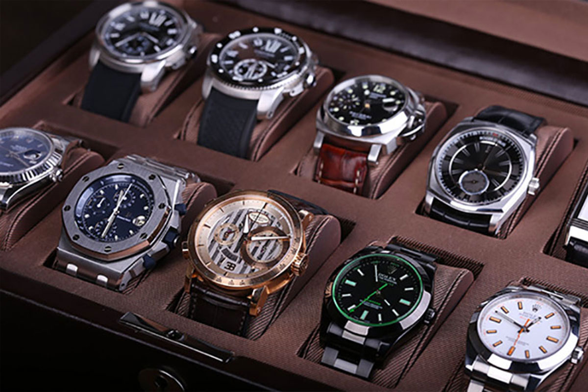 Watches: foreing and italian markets are growning