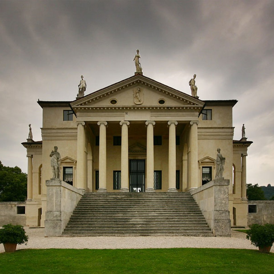 Palladian villas: the wonders of vicenza and its province