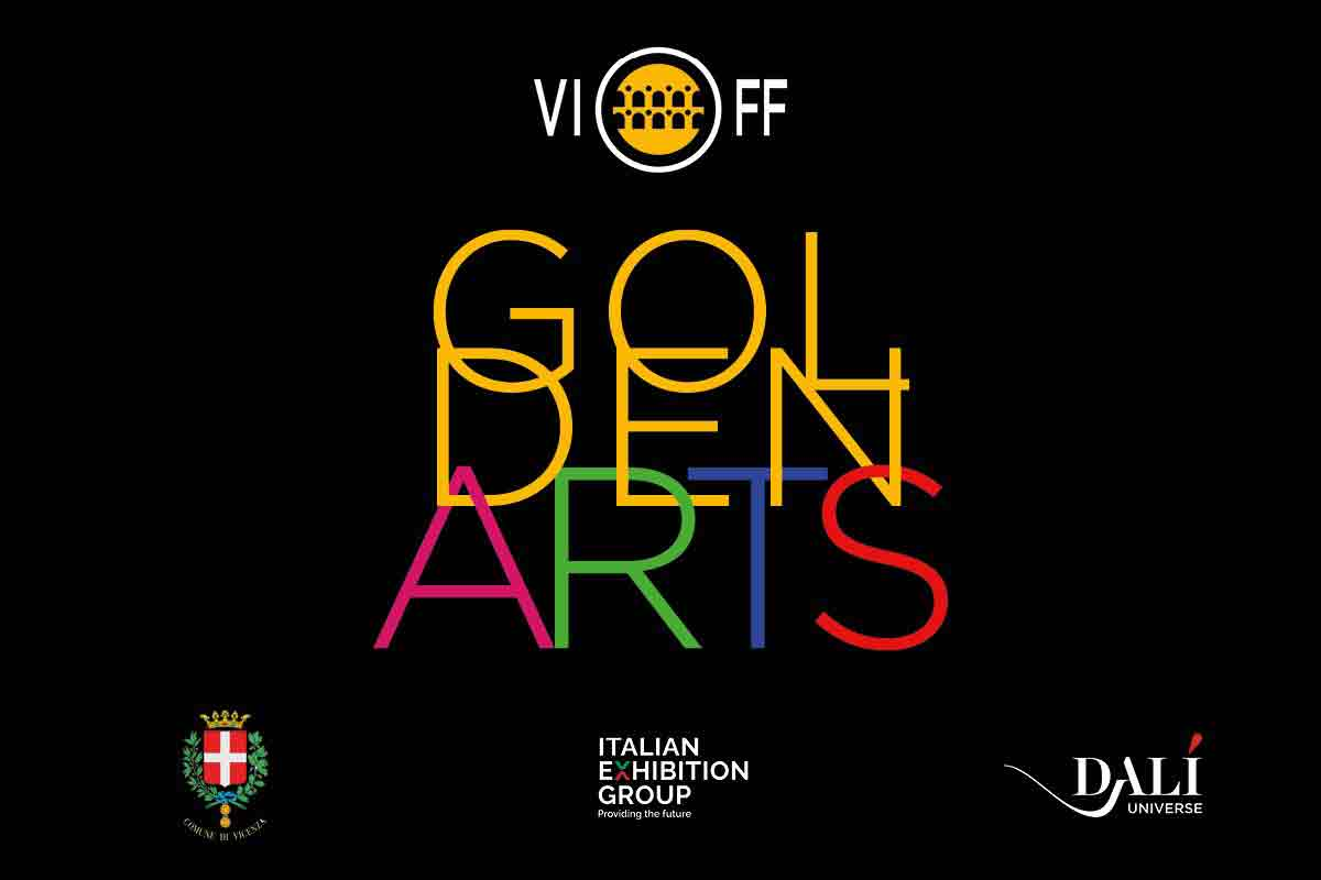 VIOFF – Golden Arts, Salvador Dalí meets Andrea Palladio